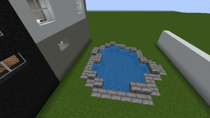 minecraft-house_106 現代建築 をマイクラでおしゃれに作れる!現代建築講座【設計図】