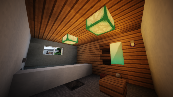 minecraft-house_123 現代建築 をマイクラでおしゃれに作れる!現代建築講座【設計図】