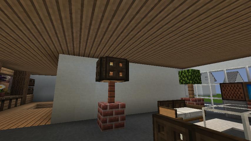 minecraft-house_25 現代建築 をマイクラでおしゃれに作れる!現代建築講座【設計図】
