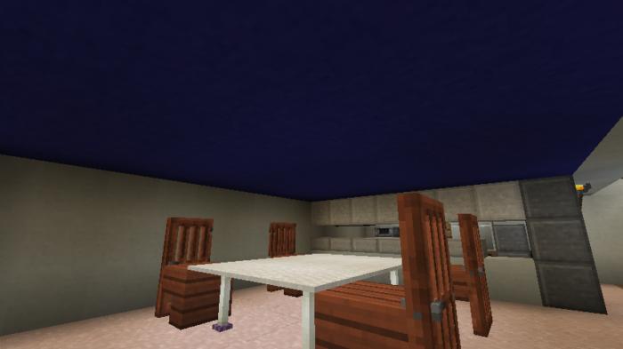 minecraft-house_31 現代建築 をマイクラでおしゃれに作れる!現代建築講座【設計図】