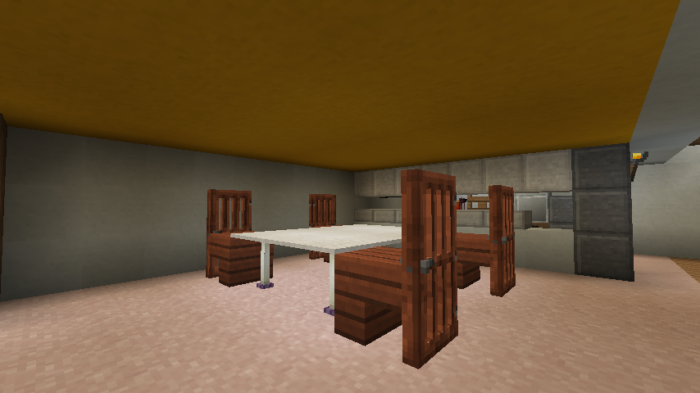 minecraft-house_32 現代建築 をマイクラでおしゃれに作れる!現代建築講座【設計図】