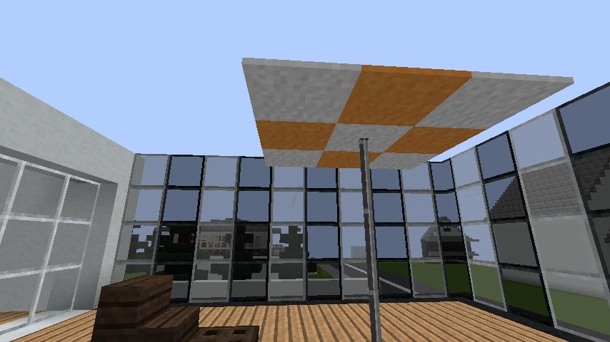 minecraft-house_49 現代建築 をマイクラでおしゃれに作れる!現代建築講座【設計図】