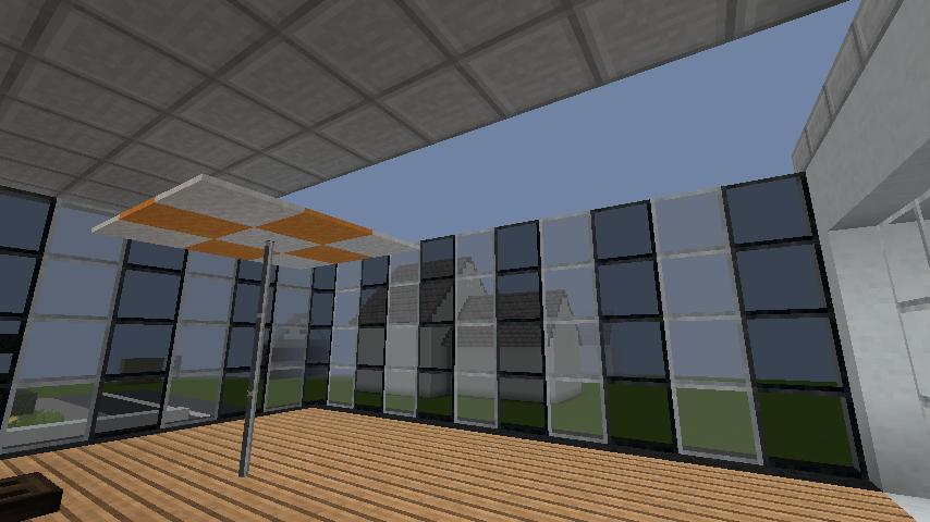 minecraft-house_59 現代建築 をマイクラでおしゃれに作れる!現代建築講座【設計図】