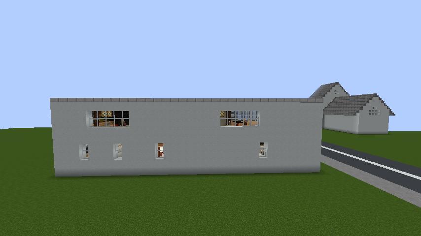 minecraft-house_73 現代建築 をマイクラでおしゃれに作れる!現代建築講座【設計図】