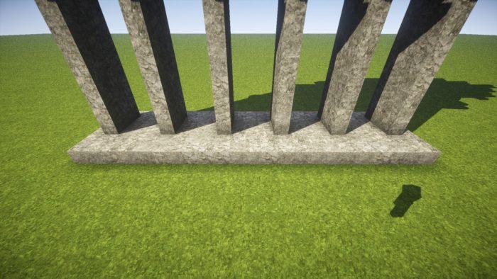 2020-03-05_22.55.04 【マイクラ】一工夫で完成度が段違い!和風な門の作り方