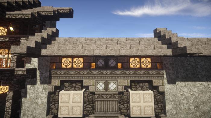 minecraft-cocricot-wall-40 【cocricot】和風な壁の作り方を紹介【minecraft】